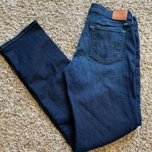 NWOT Lucky Brand sweet straight LONG jeans